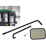 Original Tractor Cab Mirror Kit For The Hard Top Cab Enclosure - 11133