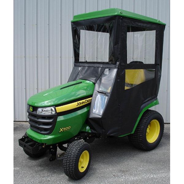 Original Tractor Cab Hard Top Enclosure 2016 John Deere X500 Series 12060