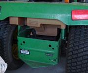 John Deere Model 325 Lawn and Garden Tractor Parts