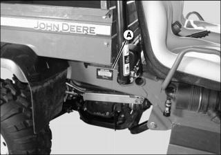 John Deere Model Xuv 850d Gator Parts