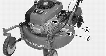 john deere model js25 walk behind mower parts rh greenpartstore com john deere js25 manual pdf john deere mowmentum js25 manual