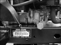 tm1908 john deere model sst16 lawn tractor parts