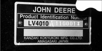 John Deere Model 4010 Pact Utility Tractor Parts. John Deere. John Deere Lv4010 Wiring Schematic At Scoala.co