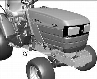 John Deere Model 2210 Pact Utility Tractor Parts. John Deere. John Deere 2210 Pto Diagram At Scoala.co