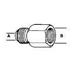 John Deere Servicegard Adapter Fitting - JT03107