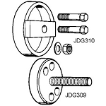 John Deere Servicegard Wear Sleeve and Teflon Seal Installer - JDG300