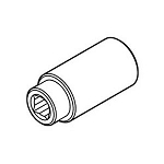 John Deere Servicegard Shaft Socket - JDG10810