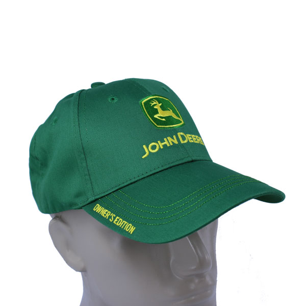 f86be20ac2e Add to My Lists. John Deere Green Owners Edition Cloth Cap ...