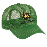 John Deere Trucker All Mesh Green Cap - 249774