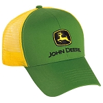 John Deere Cloth/Mesh Cap - LP43423
