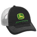 John Deere Washed Denim Mesh Cap - LP69054