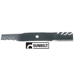 Predator2 Mower Blade for 38-inch John Deere Deck - B1PD5125