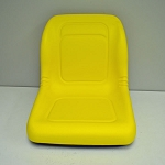 Sunbelt Complete High-Back Seat Assembly - B1SE400 - See parts catalog for serial number breaks