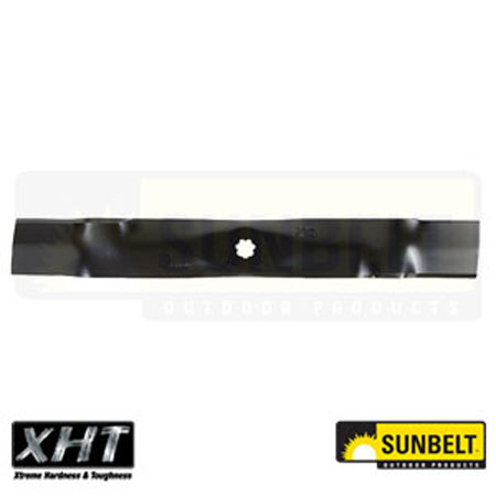 Sunbelt XHT Mower Blade for 42-inch John Deere Deck - B1JD6016