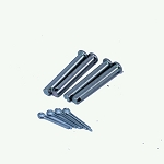 John Deere Auger Shear Pin Kit - B11686806YP