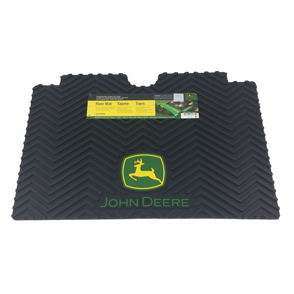 Rubber Floor Mat >> John Deere Rubber Floor Mat Lp1500