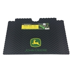John Deere Rubber Floor Mat - LP1500
