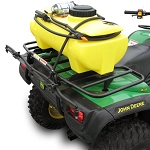 John Deere 15 Gallon ATV Rack Sprayer - LP20750