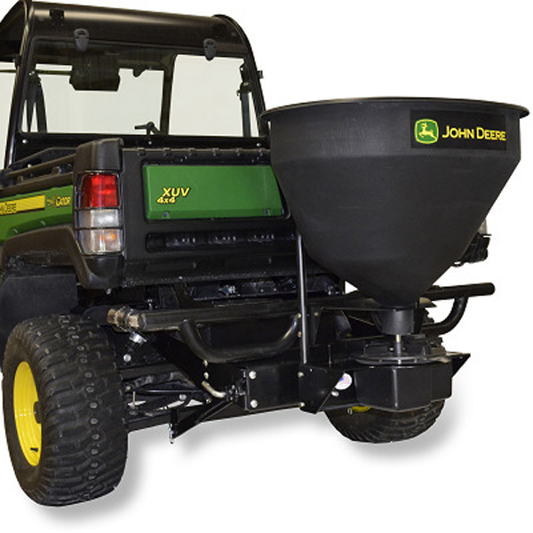 John Deere 3 Cu Ft Gator Salt Spreader Lp49055