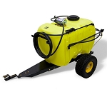 John Deere 45 Gallon Tow Behind Sprayer - LP20485