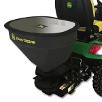 John Deere X700 Series 3-cu ft Broadcast Salt Spreader - LP67403