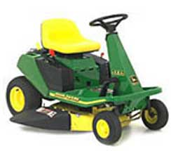 John Deere Rear Engine Rider