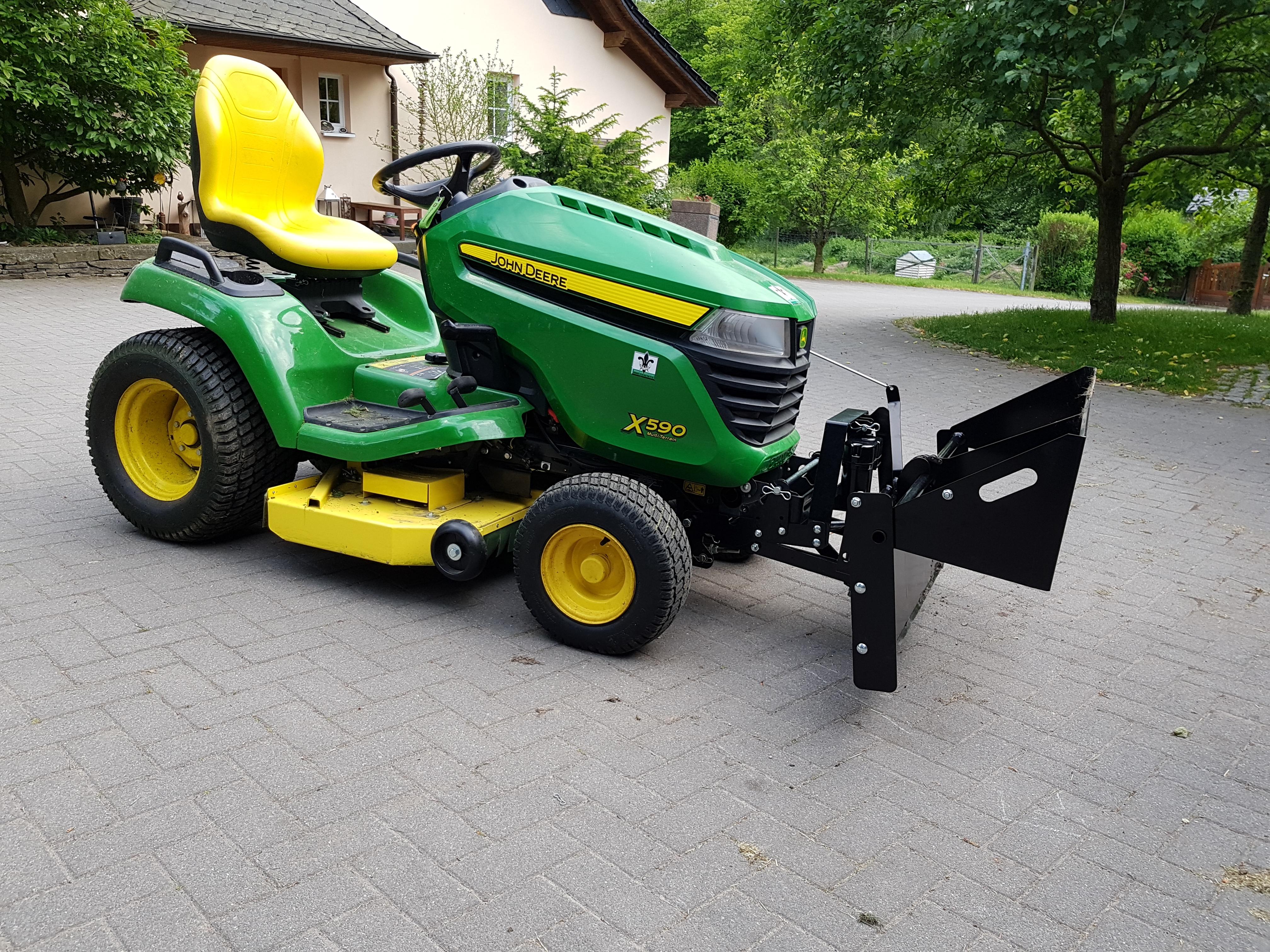 Greenpartstore John Deere Parts And More Parts For >> John Deere 40 Inch Tractor Shovel Lp63767