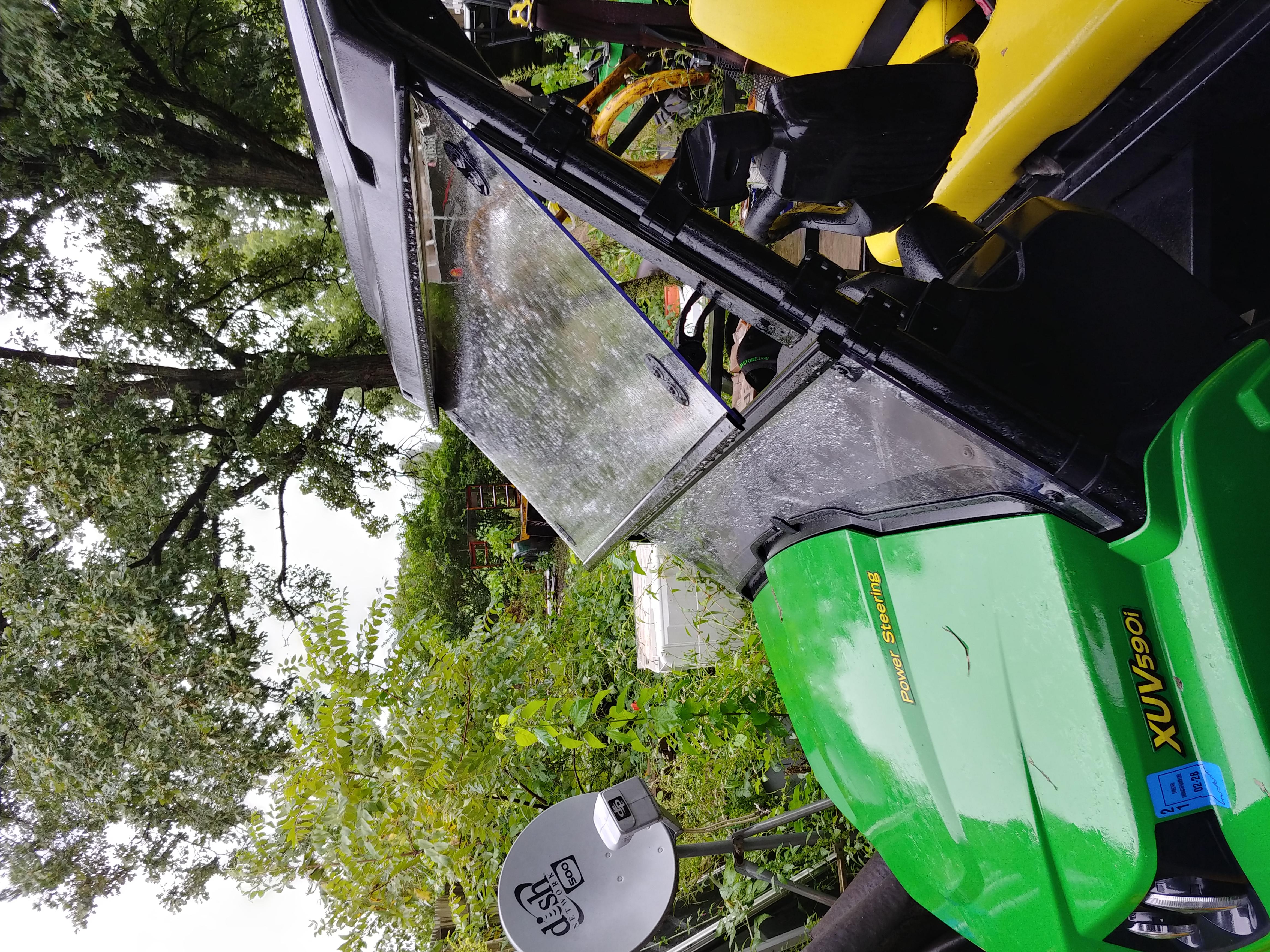 John Deere Ops No Scratch Full Windshield Bm23373