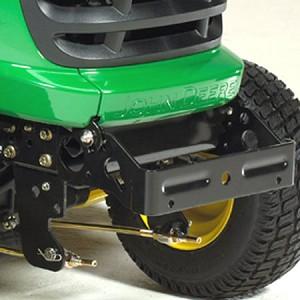 John Deere Front Weight Bracket Bumper Bm25370