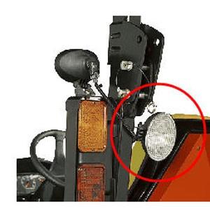 John Deere Rear Work Light Kit LVB25547
