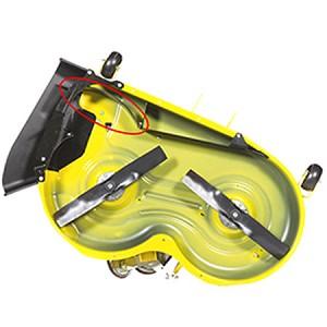 Greenpartstore John Deere Parts And More Parts For >> John Deere Mulch Control Kit - BM24794