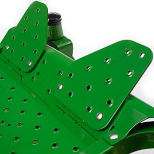 John Deere Foot Rest Kit - AM137437