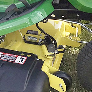 John Deere Mulch Control Kit - Electric One-Touch - 42A Deck - BUC10164