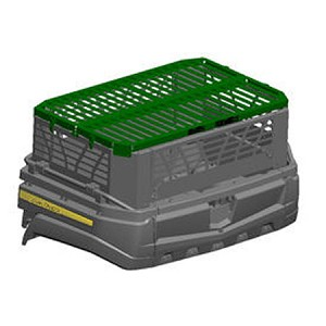 John Deere Cargo Box Side Extensions Cover - BUC10155