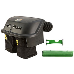 John Deere 6.5-bu ZTrak Mower MCS Hopper Attachment - BUC10220
