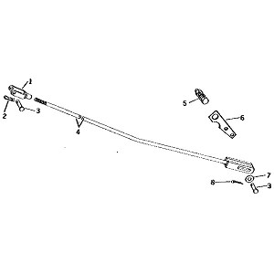 John Deere Front Lift Kit - AM36181