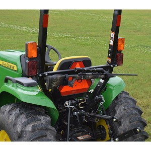 Great Day Tractor & Mower Tag-Along Rack - TA401