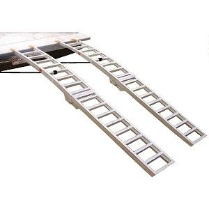 LoadLite Max Arch Arched Folding Loading Ramps - LL12894F