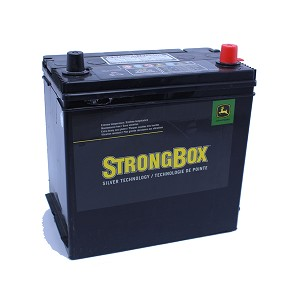John Deere Dry Charge Battery - 12 Volt - BCI 22NF - CCA 500 - TY26498 - Sulfuric Acid NOT Included