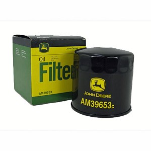 John Deere Hydrostatic Transmission Oil Filter - AM39653