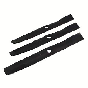 John Deere Standard Mower Blade Set (54-inch deck)(3 required) - M115496