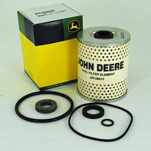 John Deere Cartridge Fuel Filter - AR44077