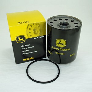 John Deere Spin-on Engine Oil Filter - RE57394