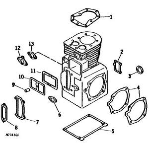 John Deere 110 Mower Parts Diagram John Deere Mower Parts
