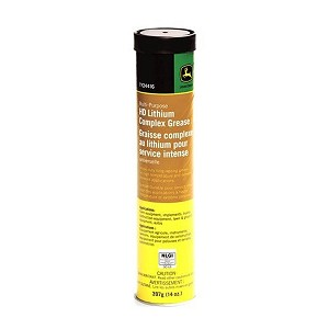 John Deere Multi-Purpose HD Lithium Complex Grease - TY24416