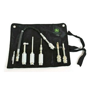 John Deere 7-Piece Quick Connector Grease Kit  - TY26631