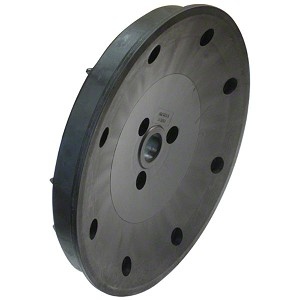 John Deere Outer Nylon Gauge Wheel Half - A56565
