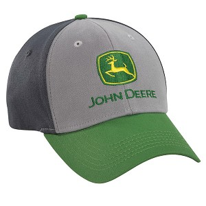 John Deere Colorblock Stretch Fit Cap - 229114