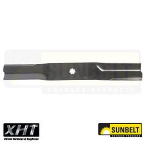 Sunbelt XHT Low Lift Mower Blade for 38-inch John Deere Deck - B1JD5101