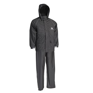 John Deere Men's Black Rain Suit - LP67366 - LP67364 - LP67365